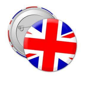 inglese bottone