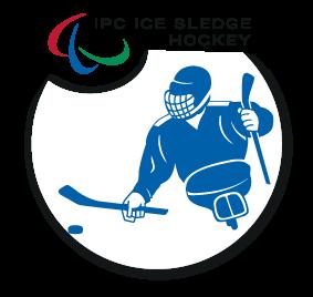 logo sledge hockey