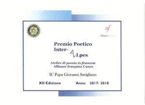 Concorso Poetico Inter-Alpes