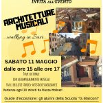 ARCHITETTURE MUSICALI - Walking in Savi