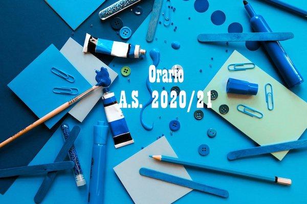 Orari 2021
